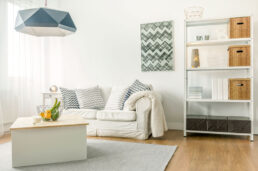 Five tips to make a small room feel bigger
